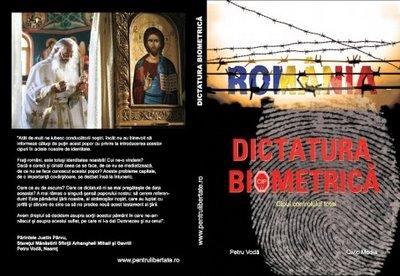 Coperta-Dictatura-Biometrica - cipul controlului total - Petru Voda Civic Media